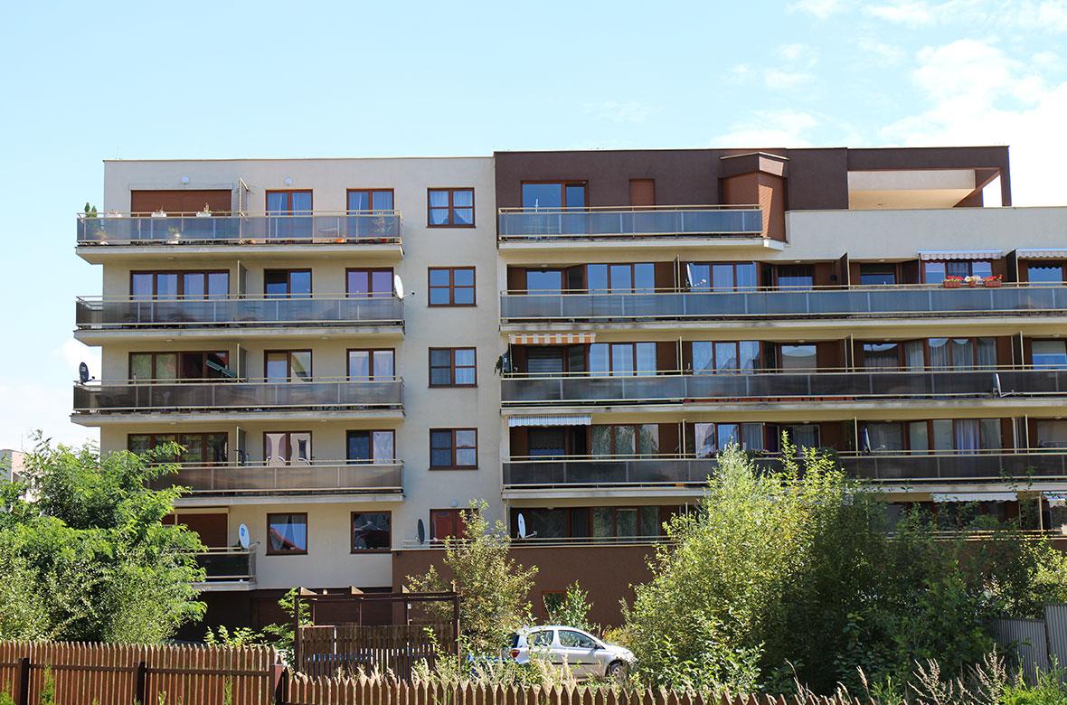 Tychy Skalna Housing Estate